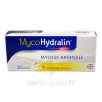 Mycohydralin 500 Mg, Comprimé Vaginal à Moirans