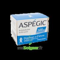 ASPEGIC 500 mg, poudre pour solution buvable en sachet-dose 20 à Moirans