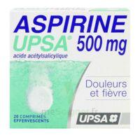 ASPIRINE UPSA 500 mg, comprimé effervescent à Moirans