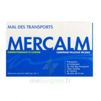 MERCALM, comprimé pelliculé sécable à Moirans