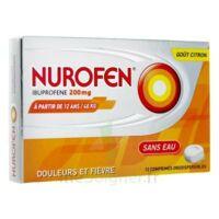 Nurofen 200 Mg, Comprimé Orodispersible à Moirans