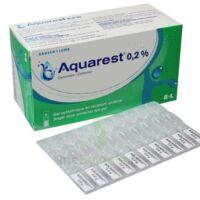 Aquarest 0,2 %, Gel Opthalmique En Récipient Unidose à Moirans