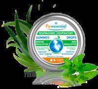 Puressentiel Respiratoire Gommes Menthe-Eucalyptus Respiratoire - 45 g à Moirans
