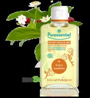 Puressentiel Articulations & Muscles Huile de massage BIO** Effort Musculaire - Arnica - Gaulthérie - 100 ml à Moirans
