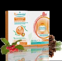 Puressentiel Articulations & Muscles Patchs Chauffants Articulations & Muscles aux 14 Huiles Essentielles Bas du dos - 2 Patchs à Moirans