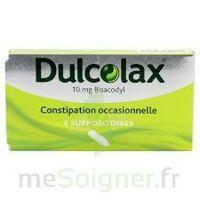 DULCOLAX 10 mg, suppositoire à Moirans