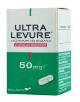 ULTRA-LEVURE 50 mg Gélules Fl/50 à Moirans