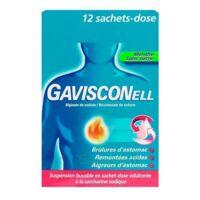 GAVISCONELL Suspension buvable sachet-dose menthe sans sucre 12Sach/10ml à Moirans