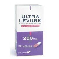 ULTRA-LEVURE 200 mg Gélules Fl/30 à Moirans