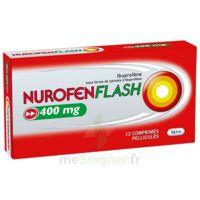 Nurofenflash 400 Mg Comprimés Pelliculés Plq/12 à Moirans