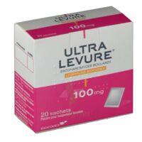 ULTRA-LEVURE 100 mg Poudre pour suspension buvable en sachet B/20 à Moirans