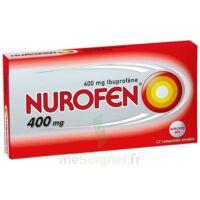 Nurofen 400 Mg Comprimés Enrobés Plq/12 à Moirans