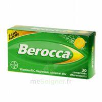 Berocca Comprimés effervescents sans sucre T/30 à Moirans