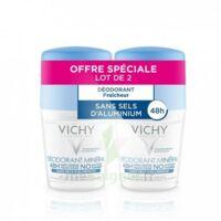 Vichy Déodorant sans sels d'aluminium 48H 2 Billes/50ml à Moirans