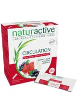 Naturactive Phytothérapie Fluides Solution buvable circulation 15Sticks/10ml à Moirans