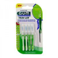 Gum Trav - Ler, 1,1 Mm, Manche Vert , Blister 4 à Moirans