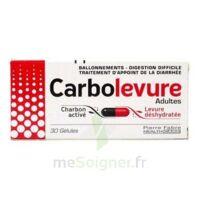 CARBOLEVURE Gélules adulte Plq/30 à Moirans
