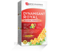 Forte Pharma Gelée royale 1000 mg Solution buvable dynamisant 20 Ampoules/15ml à Moirans