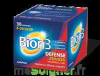 Bion 3 Défense Junior Comprimés à croquer framboise B/30 à Moirans