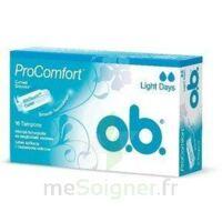 OB PRO COMFORT, light Flow , bt 16 à Moirans