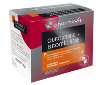 Pharmavie Curcumine + BromÉlaÏne 20 Sachets à Moirans