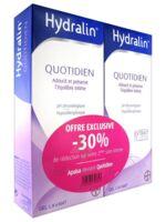 Hydralin Quotidien Gel Lavant Usage Intime 2*400ml à Moirans