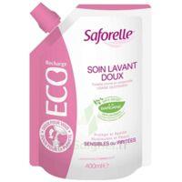 Saforelle Solution Soin Lavant Doux Eco-recharge/400ml à Moirans
