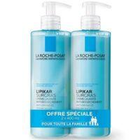 Lipikar Savon liquide surgras peau sèche et très sèche 2*400ml à Moirans