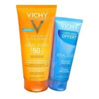 Vichy Idéal Soleil SPF50 Gel de lait ultra-fondant peau mouillée ou sèche 200ml+Après soleil à Moirans