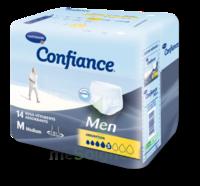 Confiance Men Slip absorbant jetable absorption 5 Gouttes Medium Sachet/14 à Moirans