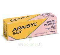 Apaisyl Baby Crème Irritations Picotements 30ml à Moirans