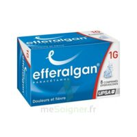 EFFERALGANMED 1 g Cpr eff T/8 à Moirans