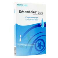Desomedine 0,1 % Collyre Sol 10fl/0,6ml à Moirans