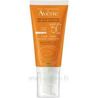 Avène Eau Thermale Solaire Crème 50+ Sans Parfum 50ml à Moirans