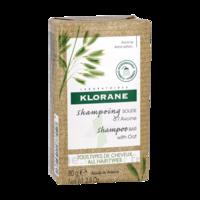 Klorane Capillaire Shampooing Solide Avoine B/80g à Moirans