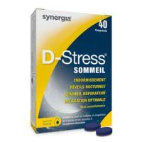 D-stress Sommeil Comprimés B/40 à Moirans
