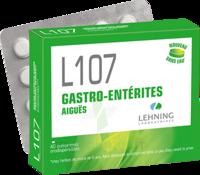 Lehning L107 Comprimés Orodispersibles 2plq Pvc/pvdc/alu/20 à Moirans