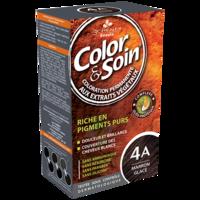 Color&soin Kit Coloration Permanente 4a Marron Glacé à Moirans