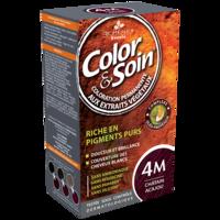 Color&soin Kit Coloration Permanente 4m Châtain Acajou à Moirans