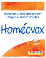 Boiron Homéovox Comprimés à Moirans