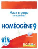Boiron Homéogène 9 Comprimés à Moirans