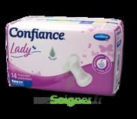Confiance Lady Protection Anatomique Incontinence 4 Gouttes Sachet/14 à Moirans