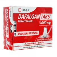 Dafalgantabs 1 G Cpr Pell Plq/8 à Moirans