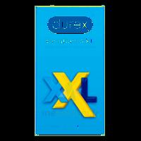 Durex Comfort Xxl Préservatif Lubrifié B/10 à Moirans