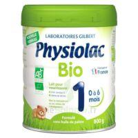 Physiolac Bio 1 Lait En Poudre B/800g à Moirans