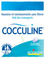 Boiron Cocculine Comprimés orodispersibles B/40 à Moirans